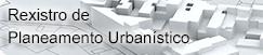 Rexistro de Planeamento Urbanístico
